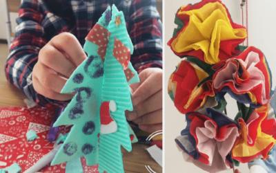 Atelier creativ-recreativ de Crăciun